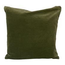 Kussen fluweel 50x50 groen