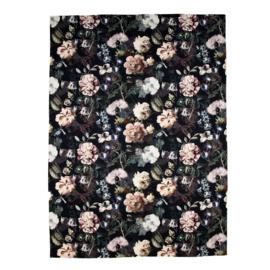 Tafelkleed big flowers