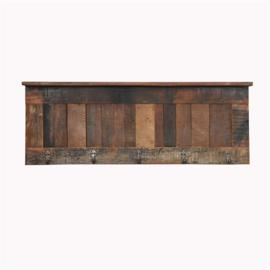 Kapstok scrap wood