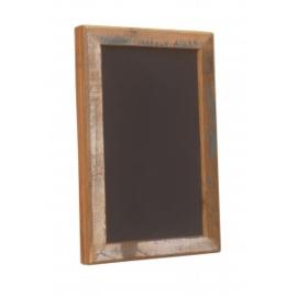 Houten schoolbord sloophout