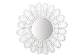 Spiegel Sorento 60 cm white