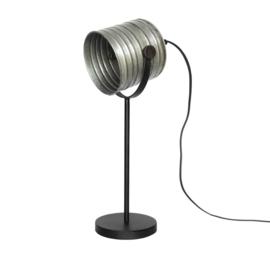 IJzeren bureaulamp