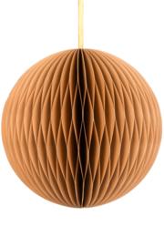 Decoratiehanger Cleo Nude/gold  L