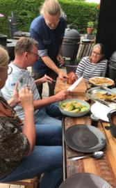 Inspirerende Workshop Buitenkoken & BBQ 4 September 2021 VOL