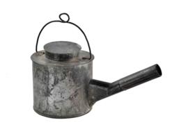Oude ijzeren lamp decoratie