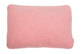 Kussen katoen Patty summer pink