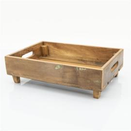 Houten tray