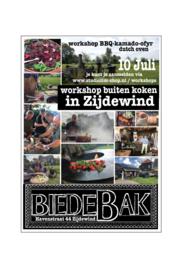 Inspirerende Workshop Buitenkoken & BBQ 10 Juli 2021