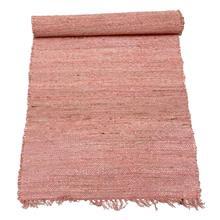 Vloerkleed jute rose dust 75x180 cm
