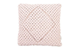 Kussen Valence light pink 45x45