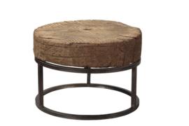 Salontafel houten wiel