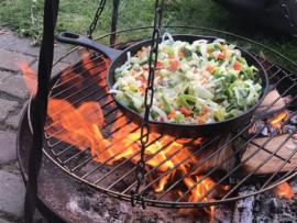 Biedebak BBQ Workshop & koken op open vuur 19-9-2020