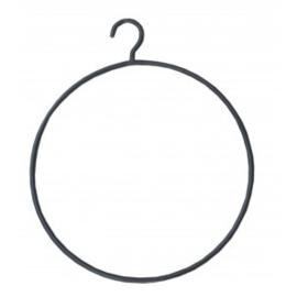 Hanger rond metaal 25 cm