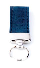 Sleutelhanger - donkerblauw