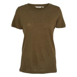 Dames T-Shirt     Kali Army   Basic Apparel