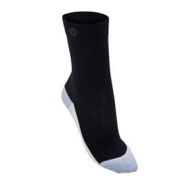 Ankle stripe - zwart