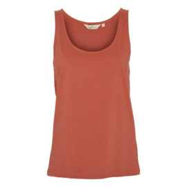 Dames Tanktop  |  Rikke - Tuna | Basic Apparel