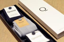 Gratis giftbox bij 3 paar sokken
