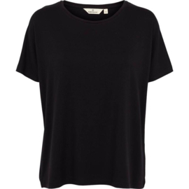 Dames T-Shirt  |  Joline - Black | Basic Apparel