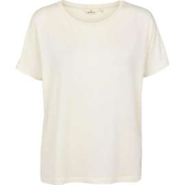 Dames T-Shirt  |  Joline - White | Basic Apparel