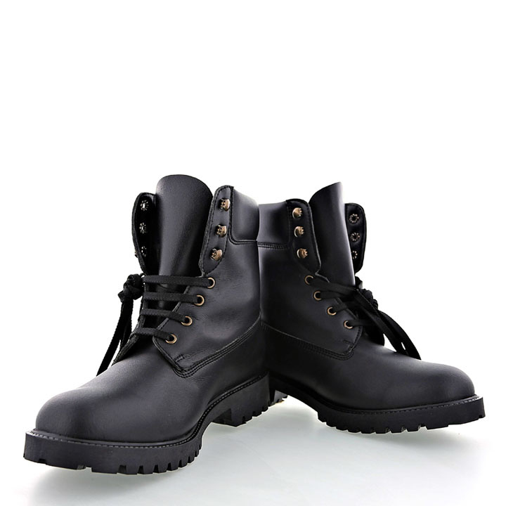 ClaudiaClaudio Zwart | Laarzen en enkellaarsjes | EN&
