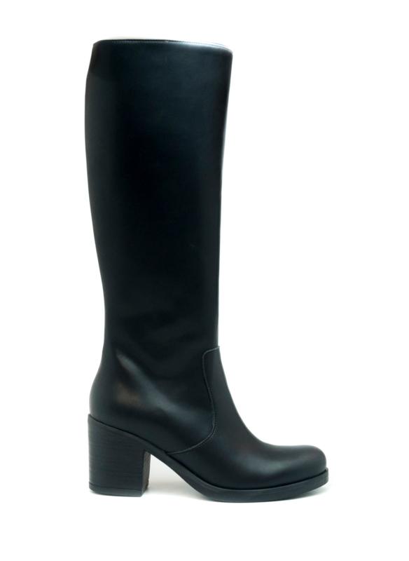 Andrea zwart   Laarzen en enkellaarsjes   EN& schoenen: en