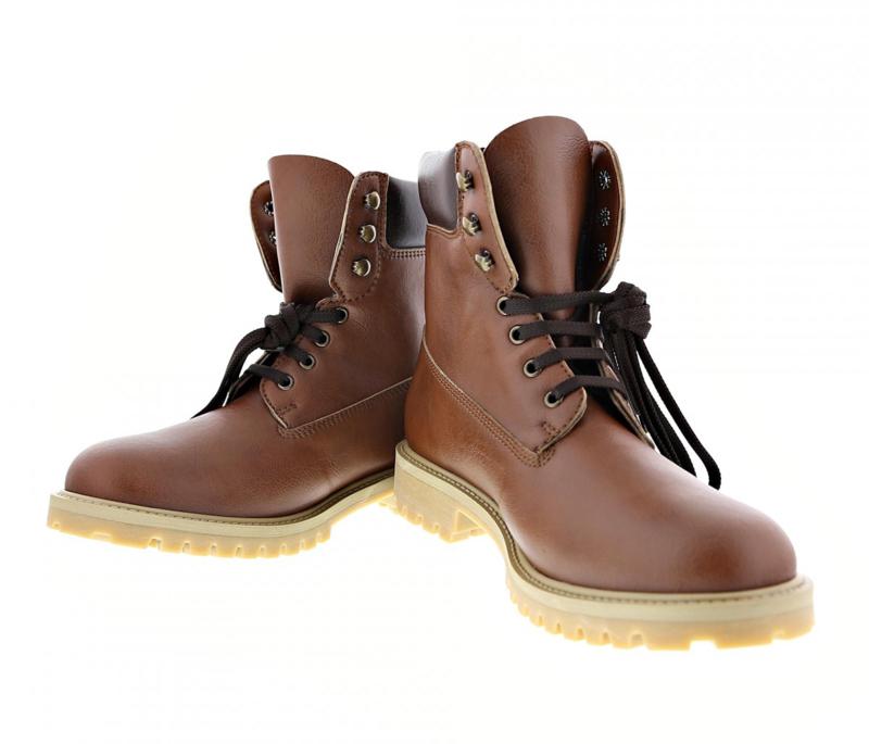 ClaudiaClaudio bruin | Laarzen en enkellaarsjes | EN&