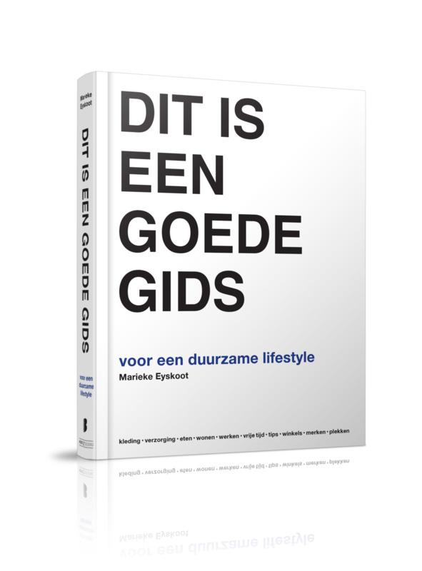 Boek 'Dit is een goede gids' - Marieke Eyskoot