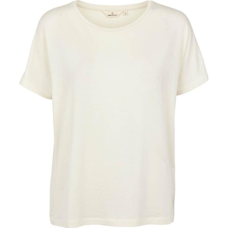 Dames T-Shirt  |  Joline - White | Basic Apparel