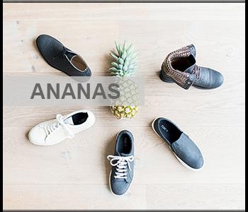 Vegan schoenen van ananas