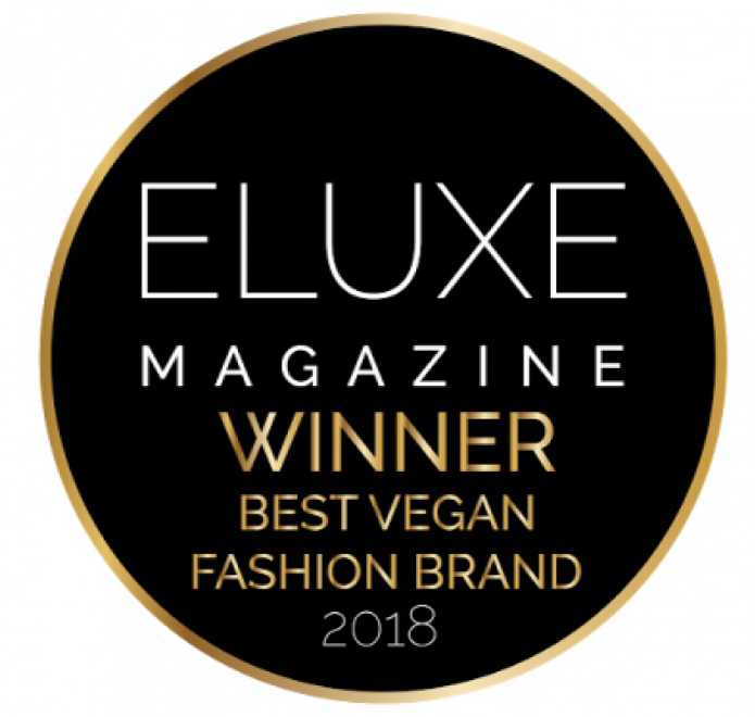 Winner best vegan fashion brand