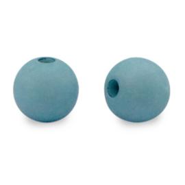 6 mm kralen van acryl Powder Blue 12 gram (ca. 100 st.) 71121