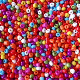 Rocailles IBIZA mix 4 mm 10 gram