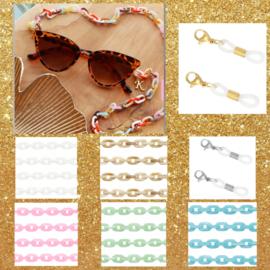 DIY Pakket Hippe en trendy zonnebrilkoord