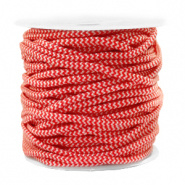 Maritiem koord Red 2 mm per meter