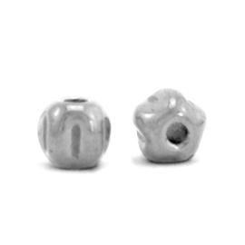 Kralen van Hematite 4 mm Silver 10 st