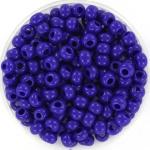 Miyuki kralen 4mm 6/0 - opaque cobalt