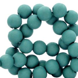 6 mm kralen van acryl Canton Green 12 gram (ca. 100 st.) 63984