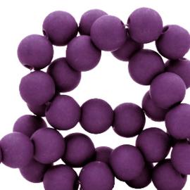 4 mm kralen van acryl Tillandsia purple 8 gram (ca. 200 s.) t 69112