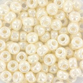 Miyuki kralen 4mm 6/0 - ceylon antique ivory pearl 592