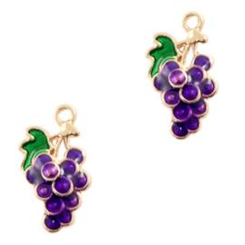 Bedel Quality grapes Goud-paars per stuk