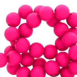 6 mm kralen van acryl Pink blast 12 gram (ca. 100 st.) 66768