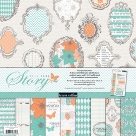 Teresa Collins - Tell Your Story - Collection Paper Pack