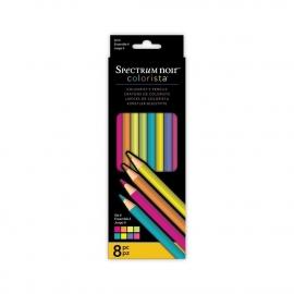 Spectrum Noir Colorista Potloden 8 stuks - Set 6