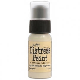 Distress Paint - Antique Linnen - By Tim Holtz