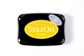 StazOn Mustard