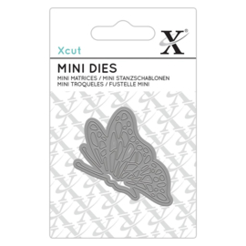 Xcut - Mini Die - Detailed Butterfly