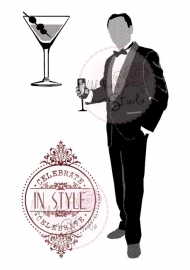 Wild Rose Studio - Man About Town - Celebrate in Style