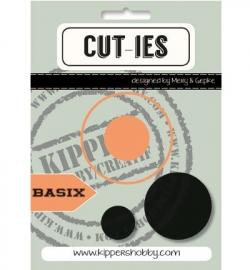 CUT-IES - Basix -  Round (snijmallen)