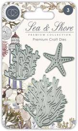 Craft Consortium - Sea & Shore - Metal Dies